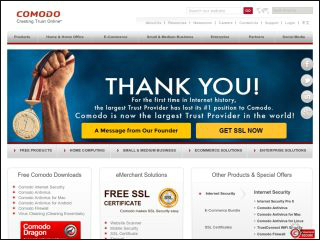 Comodo TrustConnect VPN Review