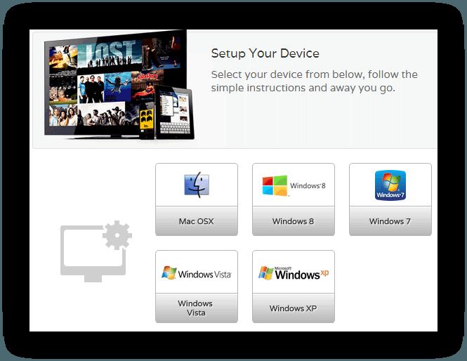 UnblockUS Setupscreen1