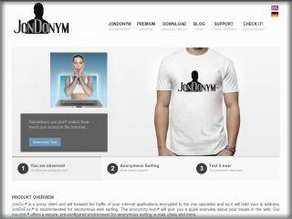 JonDonym VPN Review