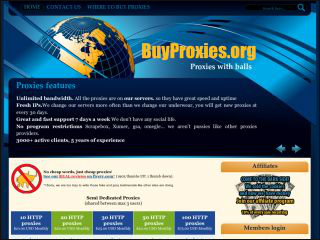 BuyProxies.org Review