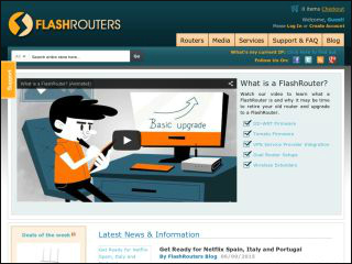 Flashrouters Review