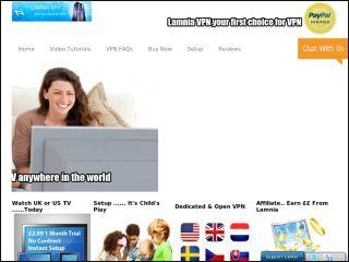 Lamnia VPN Review