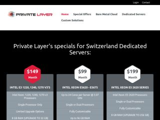 Private Layer Review