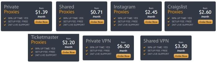 proxy-n-vpn pricing plan 2015