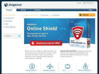 Steganos VPN Review