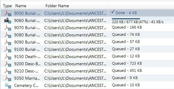 Basket Cloud Storage status
