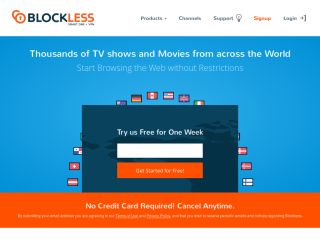 Blockless Review