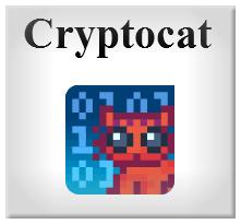 Cryptocat logo review