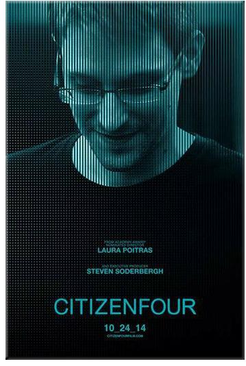 Laura Poitras CITIZENFOUR
