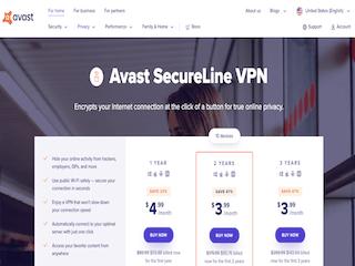 Avast! Secureline VPN Review
