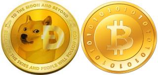 dogcoin and bitcoin