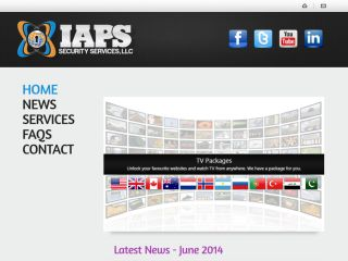 IAPS Security Service Review