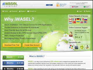 iWasel VPN Review