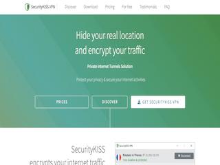 SecurityKISS VPN Review