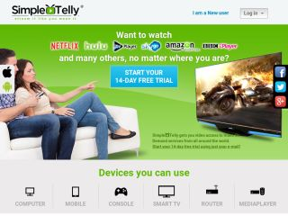 Simple Telly Review