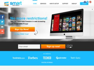 Smart DNS Proxy Review