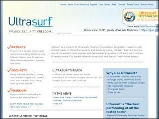 UltraSurf Review